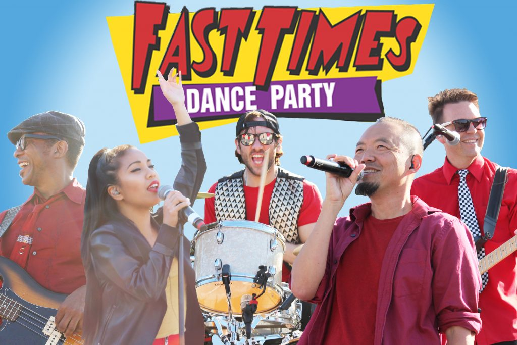 Fast Times Promo Pic